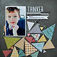 Thinker | Sarah Pendergrast