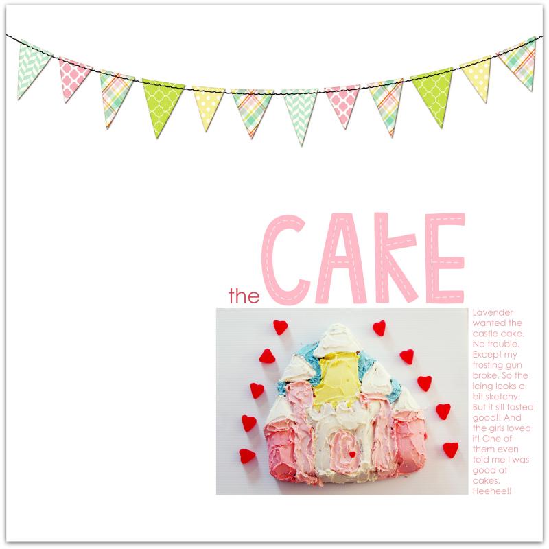 Marnie cake