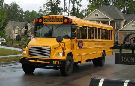 Christopher's-School-Bus