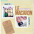 Le Macaron | Teka Cochonneau