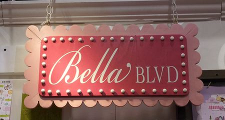 Bella blvd write click scrapbook