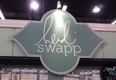 Heidi swapp write click scrapbook