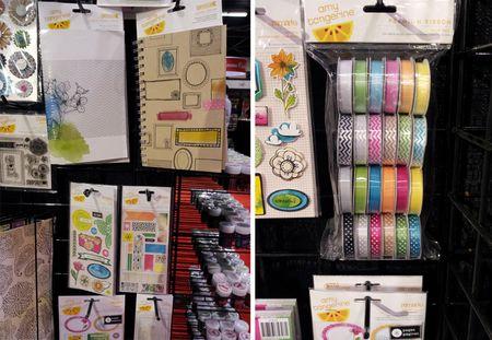 American crafts write click scrapbook amy tan