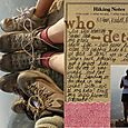 Hiking Boots | Amy Sorensen