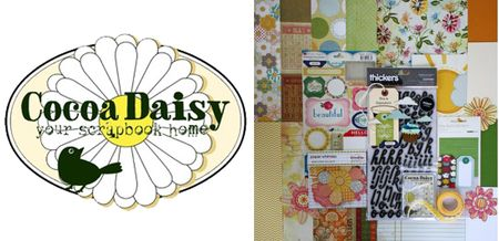 Cocoa daisy january kit mini week