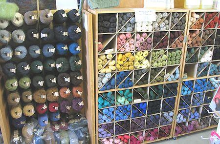 Yarn store celeste inspire