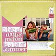 Bit of Summer   Amy Sorensen