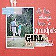 Grandpa's Girl I Christa Paustenbaugh