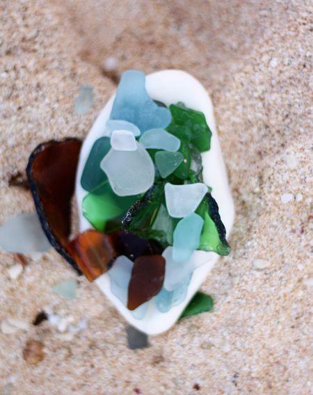 Ikei island seaglass
