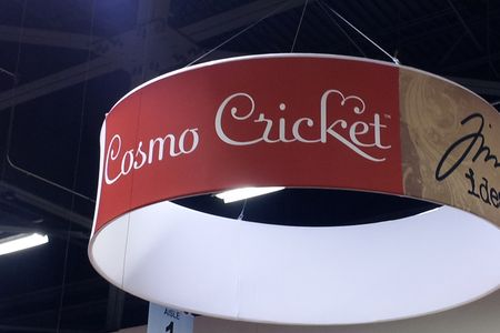 Cosmo cricket write click scrapbook