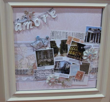 Pink paislee write click scrapbook fave project