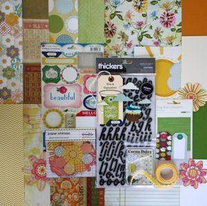 Cocoa daisy january kit