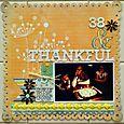 38 & Thankful   Aly Dosdall