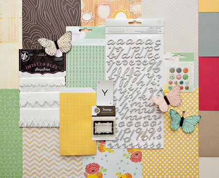 Studio calico write click scrapbook