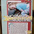 Morning Routine | Emily Spahn