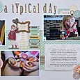 A Typical Day | Aly Dosdall