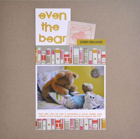 Even the Bear