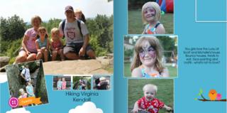 Summer 2011 album page 2