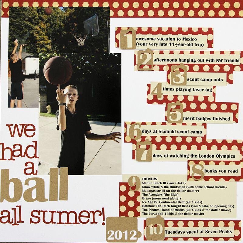 Summer summary nathan
