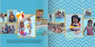 Summer 2011 album page  1