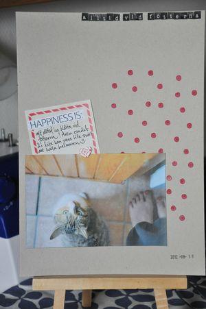 Lisa Ottosson inspired by pinterest