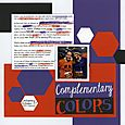 Complementary Colors   Amy Sorensen