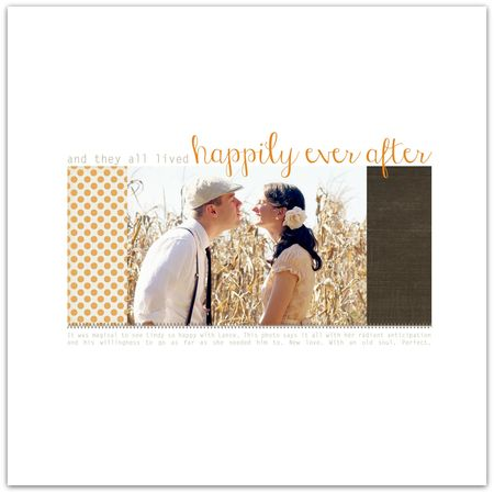 10.12-happily ever after write click scrapbook