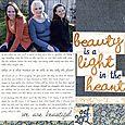 Beauty is a Light | Amy Sorensen