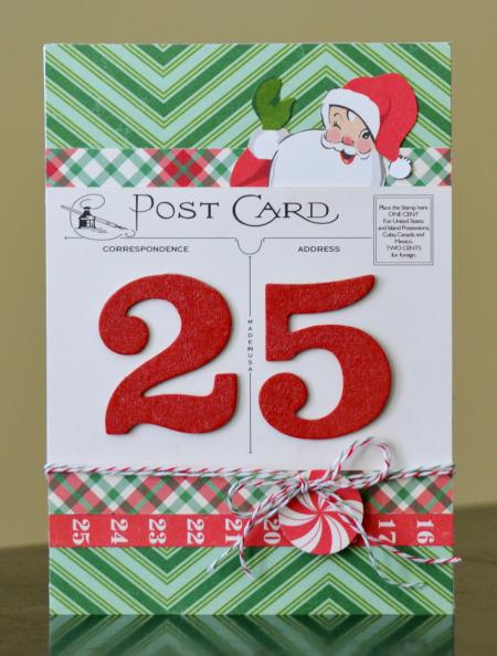 25 Card