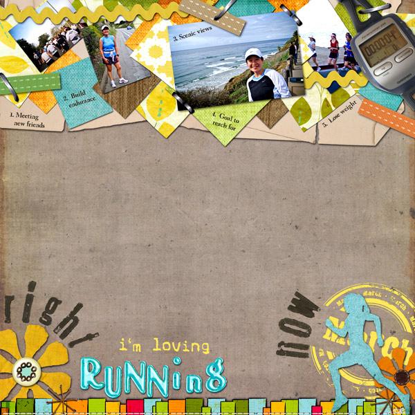 Christine_running