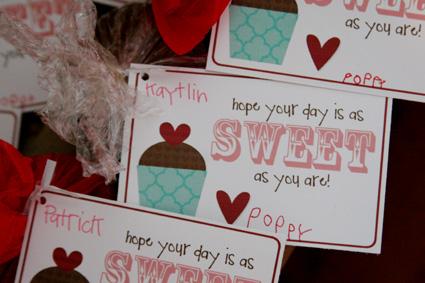 Signed valentines write click scrapbook