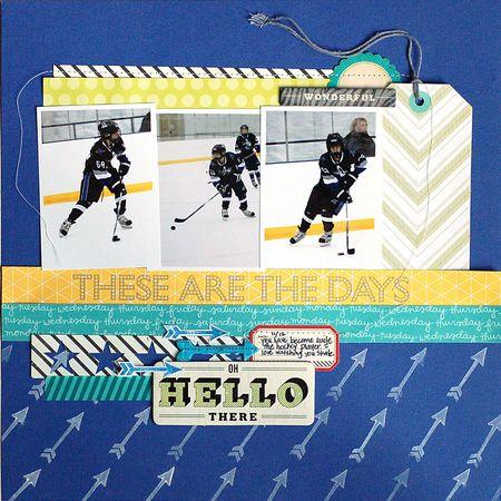 Amy coose ctk hockey