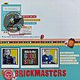 Brickmasters | Jennifer Larson