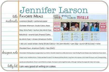Shapes gallery jennifer larson write click scrapbook