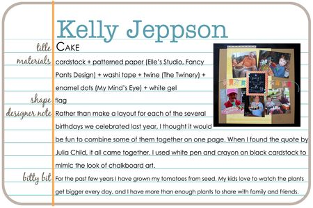 Shapes gallery kelly jeppson write click scrapbook