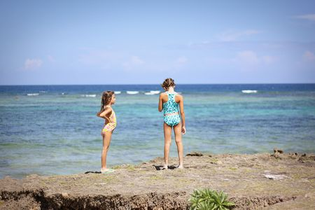 Girls ikei island