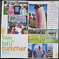 Two Half Summer   Kelly Jeppson