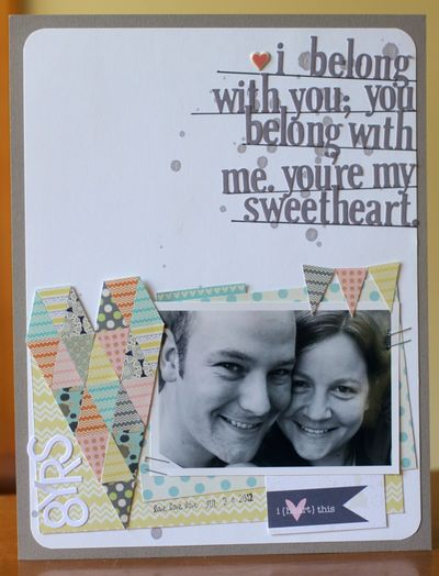 My Sweetheart.Emily Spahn_writeclickscrapbook_pinterest