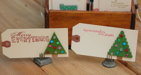 Tags chipboard