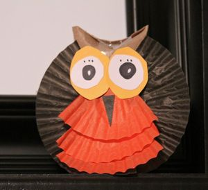 Autumn owl marnie flores write click scrapbook