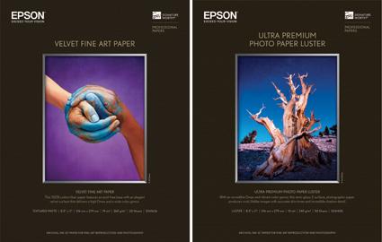 Epson paper write click scrapbook