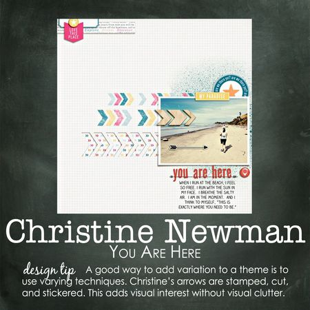 Shapes gallery christine newman write click scrapbook