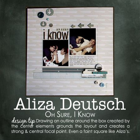 Shapes gallery aliza deutsch write click scrapbook