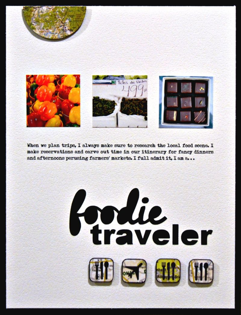 Foodie Traveler