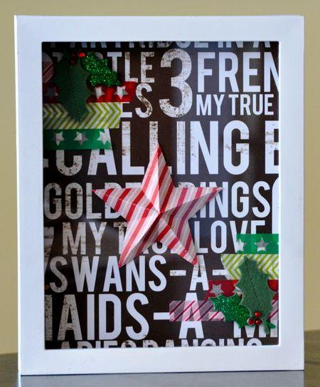 WCS Christmas Frame