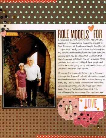 Jan 2013 Aliza Role Models for Loved