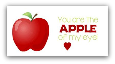 Apple valentine writeclickscrapbook