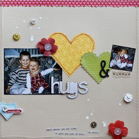 Hugs and Kisses_DianePayne