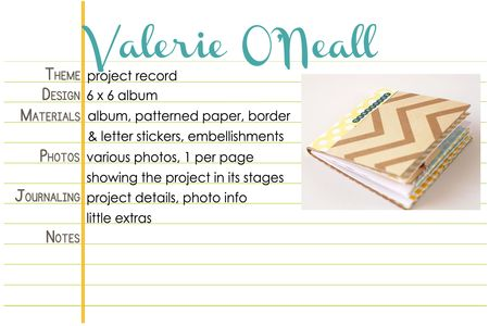 Recipe valerie