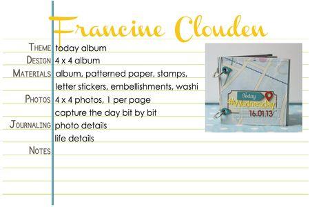Recipe francine